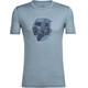 Icebreaker Tech Lite Camper SS Crewe Shirt Men vapour